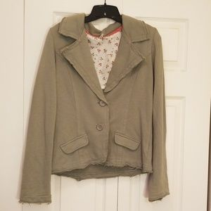 NWT Nick&Mo Two button Over Coat